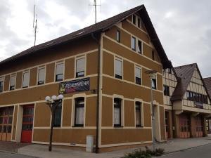 Tammer Feuerwehrgerätehaus