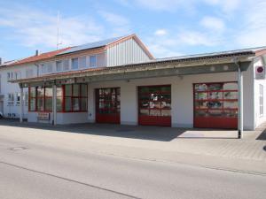 Feuerwehrhaus Kirchheim
