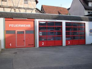 Feuerwehrhaus Riet