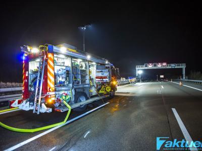 H1 VU Unklare Lage - BAB 81 Mundelsheim >> Leonberg - 27.02.2019