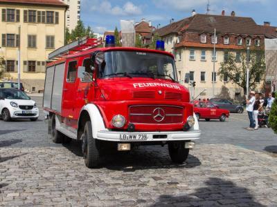 Tanklöschfahrzeug (Baujahr 1976), Feuerwehr Bönnigheim