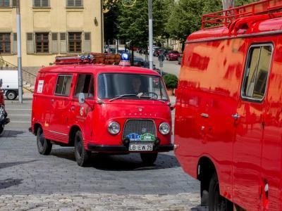 Tragkraftspritzenfahrzeug (Baujahr 1974), Feuerwehr Remseck