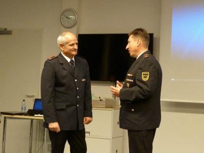 Eine Dankeschön an Andreas Häcker, der das Projekt begleitete.