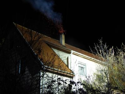 B3 Rauchentwicklung in Gebäude - Mundelsheim Großbottwarer Straße - 24.02.2019