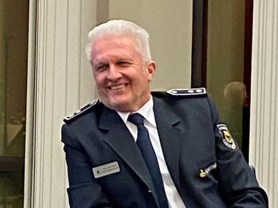der neue Stellvertreter Hans-Peter Peifer