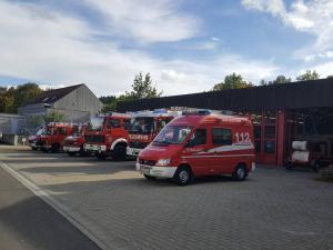 Feuerwehrhaus Schwieberdingen