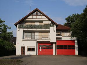 Feuerwehrhaus Unterriexingen