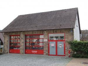 Feuerwehrhaus Gündelbach