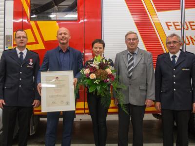 Kameradschaftsabend Feuerwehr Mundelsheim - 10.11.2018
