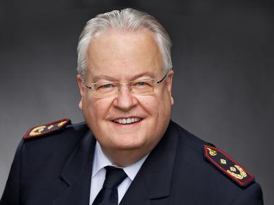 Der alte und neue Präsident des LFV Dr. Frank Knödler